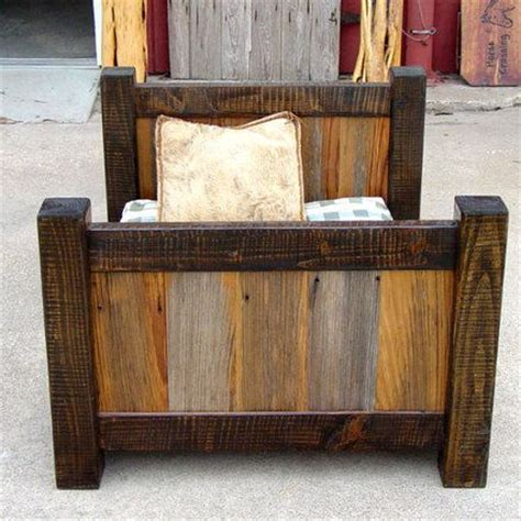 rustic dog bed 25 best ideas about rustic toddler beds on pinterest
