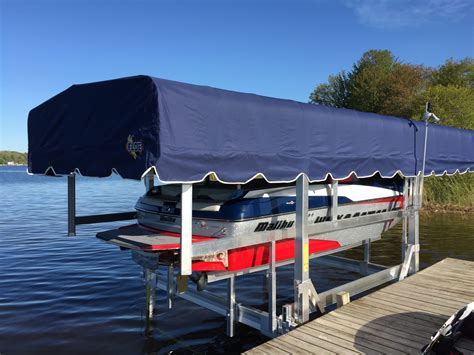boat lifts for sale in michigan boat lifts coopers boat docks