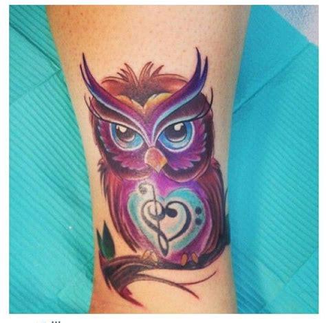 feminine owl tattoo designs pretty owl tattoo tattoos stuff pinterest colors