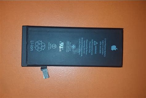 Unik Battery Apple Battery Iphone 6 Original Apn 616 0806 T1910 1 apple battery battery iphone 6 original apn 616 0806 original solution