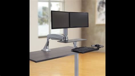 used stand up desk how to use a stand up desk for home office office setup