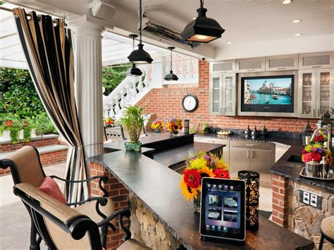 home automation house design pictures luxury outdoor kitchens pictures tips expert ideas hgtv