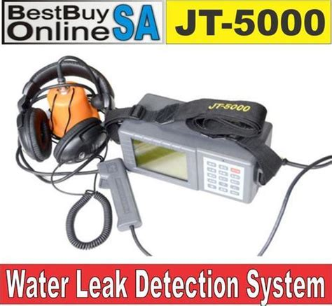 Plumbing Leak Detection Methods by Other Electronics Jt 5000 5m High Sensitivity Water