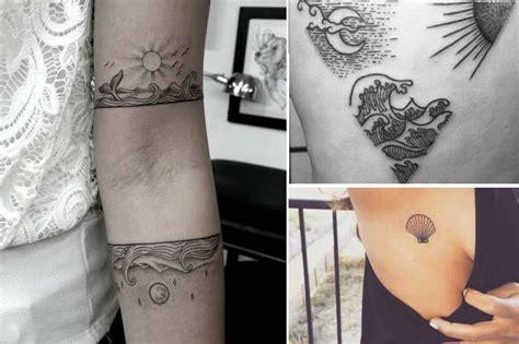 42 ideias de tatuagens para quem ama praia mdemulher