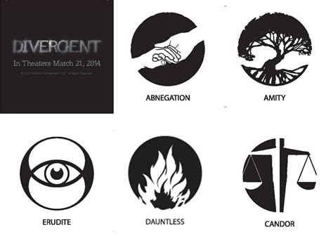 divergent back tattoo lapel pins and more of divergent faction symbols for the