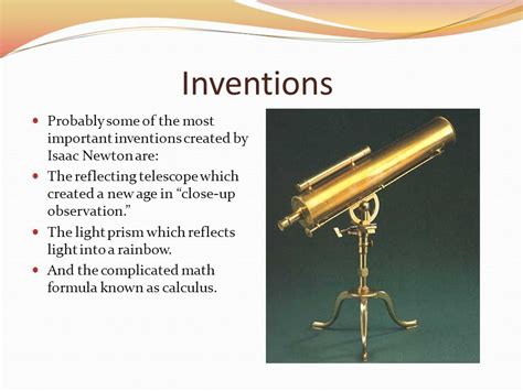 isaac newton biography and inventions by kyle s garrett f and blake m ppt video online download