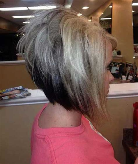 stacked cut hairstyle for older women 15 short stacked haircuts short hairstyles 2016 2017