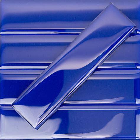 Royal Blue Glass shop for loft royal blue 2x8 polished glass tiles at