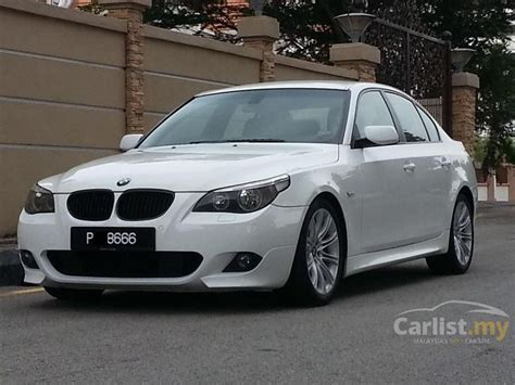 Bmw 525i 2005 by Bmw 525i 2005 2 5 In Penang Automatic Sedan White For Rm