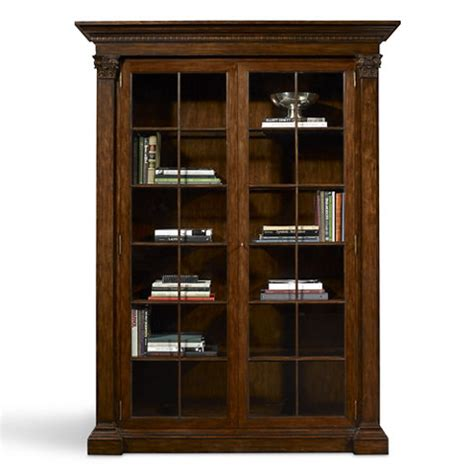 wellsley bookcase armoires cabinets furniture