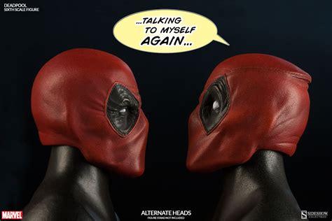 Exclusive Custom Deadpool 2 Terlaris here comes deadpool sideshow collectibles