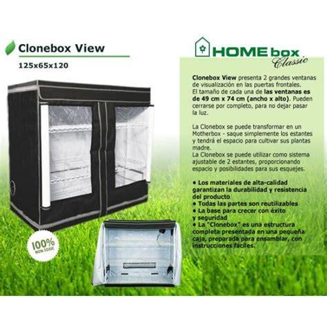 armario para esquejes armario cultivo esquejes clonebox homebox 2 growshop