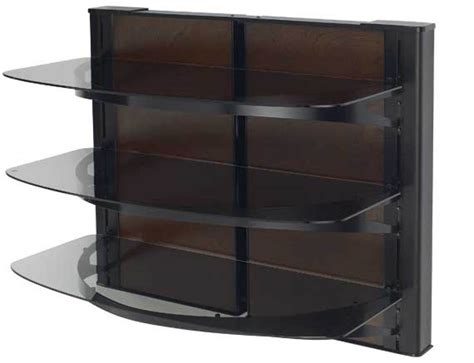 Hanging Component Shelf by Wall Mounted Av Furniture Roselawnlutheran
