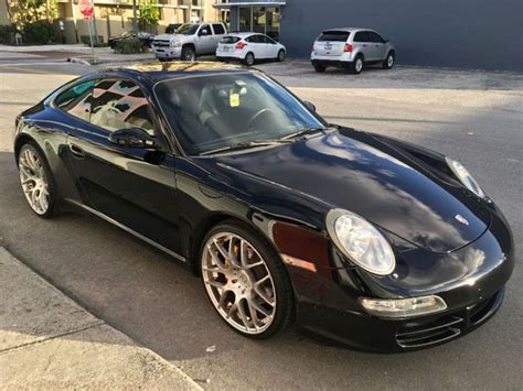 porsche cars for sale by owner used 2007 porsche 911 for sale by owner in town fl 32680