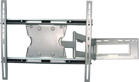 swing arm wall mounted tv brackets tv mount wall swing arm 32 quot