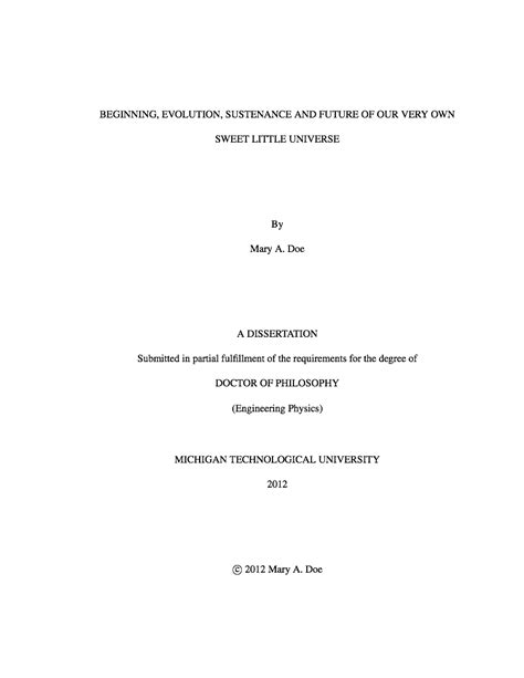 title page dissertation title page for thesis colomb christopherbathum co