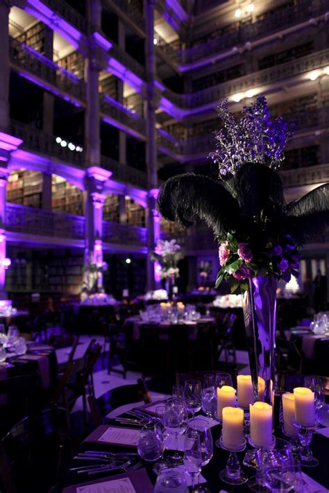 glamorous purple baltimore wedding jeanne s reception united with