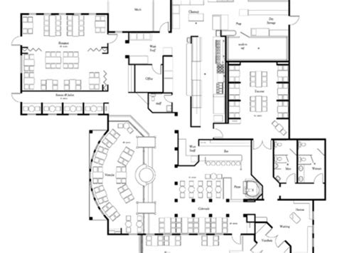 rest house design floor plan sle restaurant floor plans restaurant floor plan design