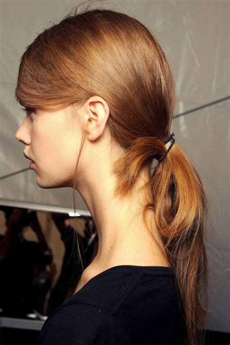 waitress hairstyles ponytail hairstyle for waitress hairstyle ideas
