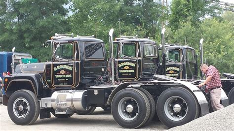 Worcester Sand And Gravel Worcester Sand Gravel Truck Show Truck Shows And