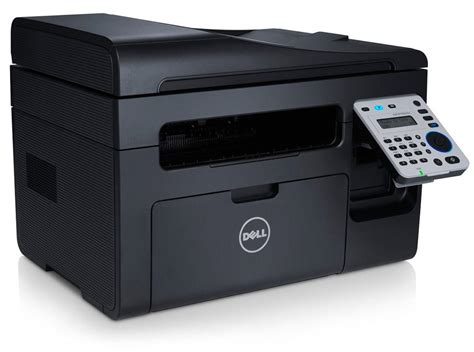 laser printer dell b1165nfw mono laser multifunction printer review