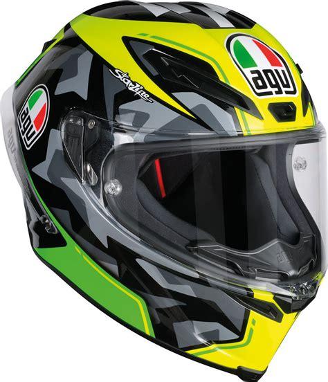 Kbc Black Not Kyt Nhk Agv Nolan Arai Shoei Hjc Soumy pol espargaro agv corsa r helmet replica race helmets