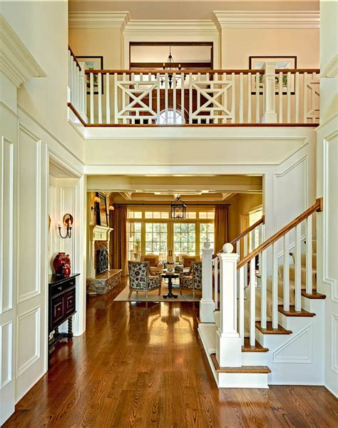 Big White Staircase Beautiful Wooden Floors High | big white staircase beautiful wooden floors high