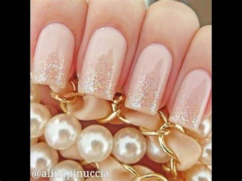 imagenes de uñas acrilicas para novias dise 241 o de u 241 as para novia 2015 youtube