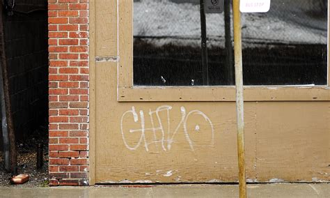 spray painter leicester leicester charged in worcester graffiti spree 126