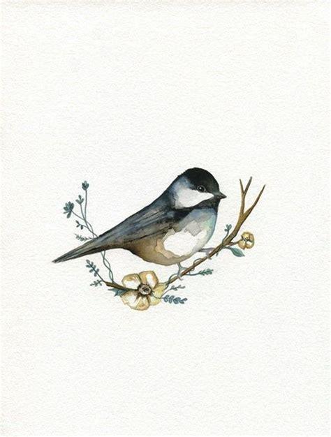 chickadee tattoo designs 25 best ideas about bird tattoos on bird
