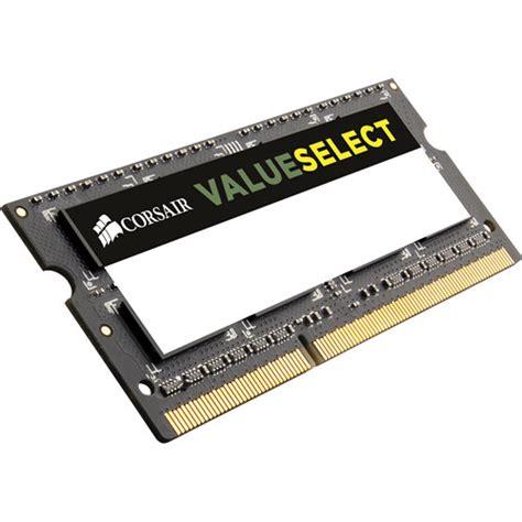 Ram Laptop Corsair Ddr3 corsair 2gb ddr3 sodimm 1333 mhz memory module cmso2gx3m1a1333c9