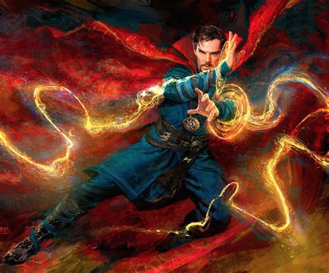 doctor strange the sorcerer supereme embraces his power in new doctor