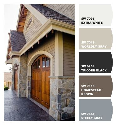 Sherwin Williams Latte best 25 exterior paint colors ideas on pinterest
