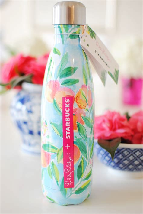 lilly pulitzer starbucks swell bottle 100 lilly pulitzer starbucks swell bottle amazon