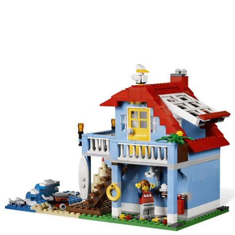 Lego Creator Seaside House 7346 Iwoot Lego Creator House