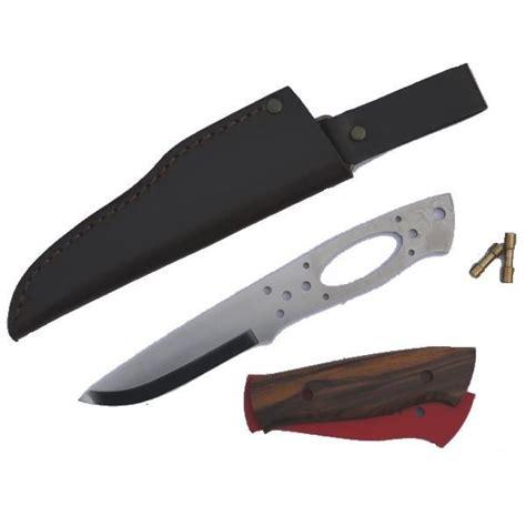 enzo knife enzo trapper knife kit desert ironwood