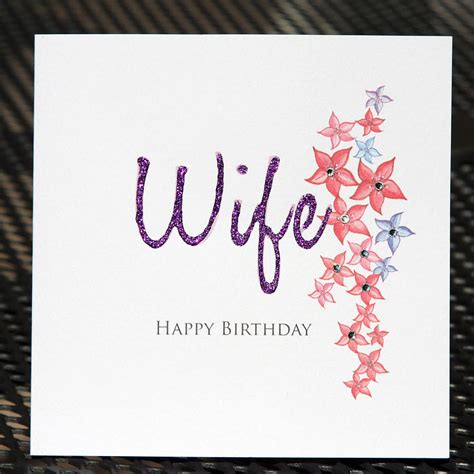 printable birthday cards for wife happy birthday wife wishes pictures page 5