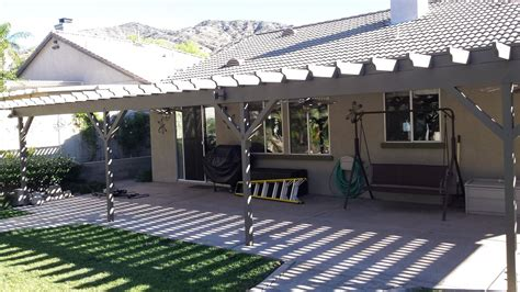 patio covers concrete slabs hardscape room additions
