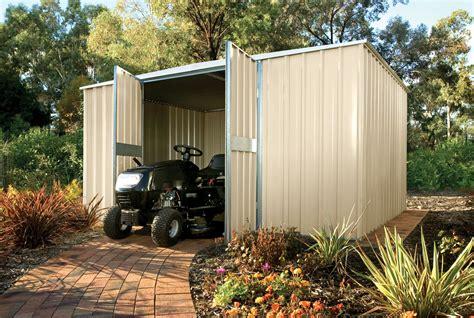 garden shed stratco nz