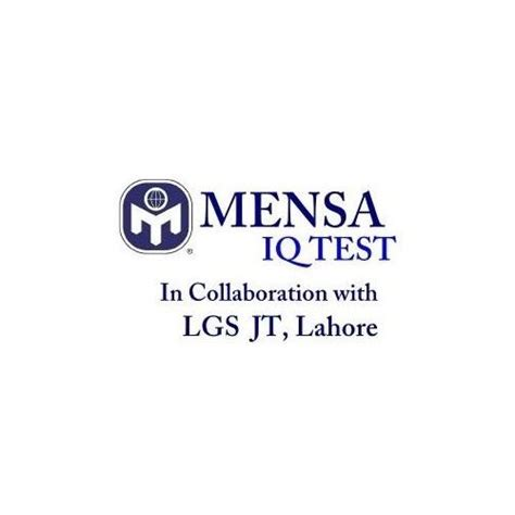 mensa iq test lgs jt in lahore pb apr 5 2014 9 00 am
