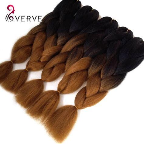 braiding hair colors 25 best ideas about kanekalon hair colors on