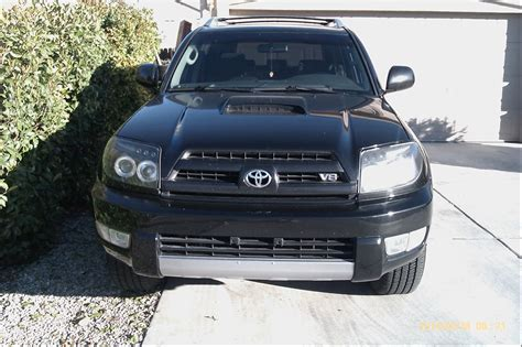 2004 toyota 4runner lights 2004 toyota 4runner headlight modifications