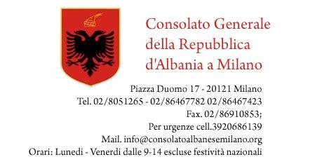 consolato albanese italia konsullata shqiptare consolato albanese a