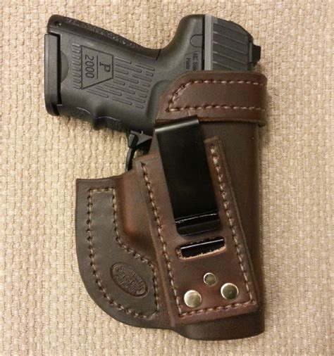awesome iwb for h k p2000sk jackson leatherwork llc