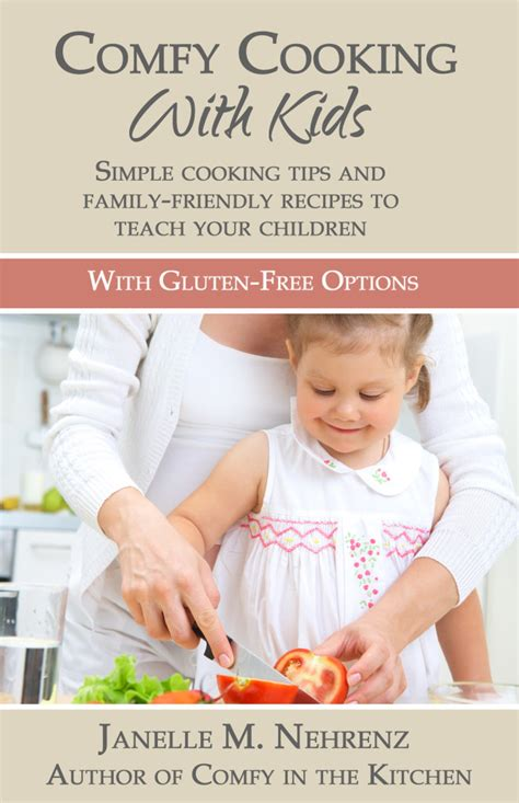 Comfy In The Kitchen by Comfy Cooking With Ebook