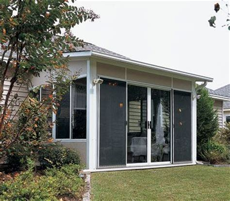 enclosed patio cost economical screen enclosures and