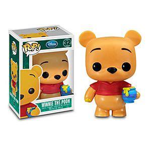 Funko Pop Original Winnie The Pooh Winnie The Pooh Flocked funko pop 2011 disney winnie the pooh 32 retired vinyl 3