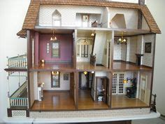 the haunted doll company llc duracraft s bellingham farmhouse dollhouse interiors