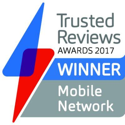 mobile network reviews thank you for voting us the best mobile network in the uk