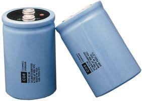 dcm series capacitor dcmx323u040ac2b cornell dubilier aluminum electrolytic capacitor 32000uf 40v 75 10